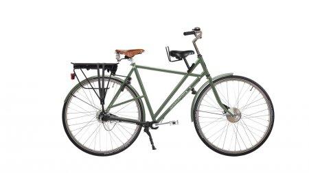 Vélo hollandais à cardan Vintage High avec options ( cliquez sur Configurer pour plus d'informations)