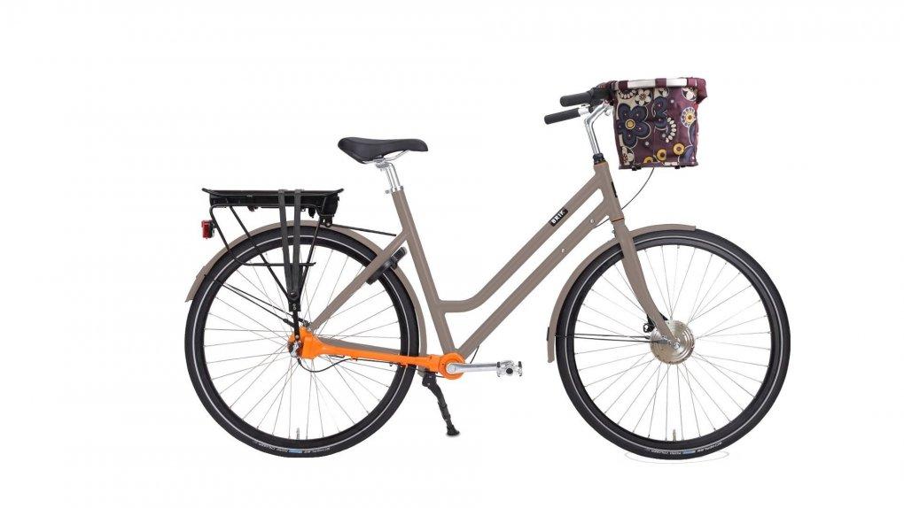 Vélo électrique à cardan Alu mixte