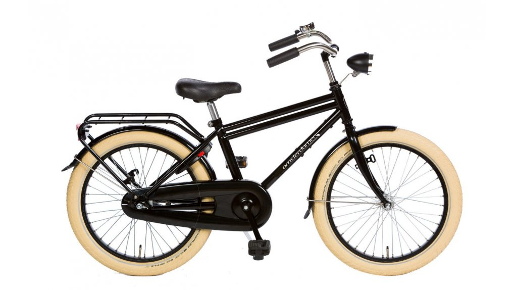 Vélo garçon hollandais à partir de 6 ans