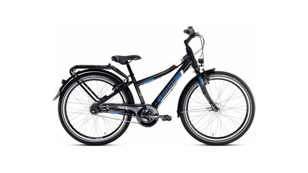 Vélo enfant 24 pouces boite Nexus 7 vitesses rétropédalage