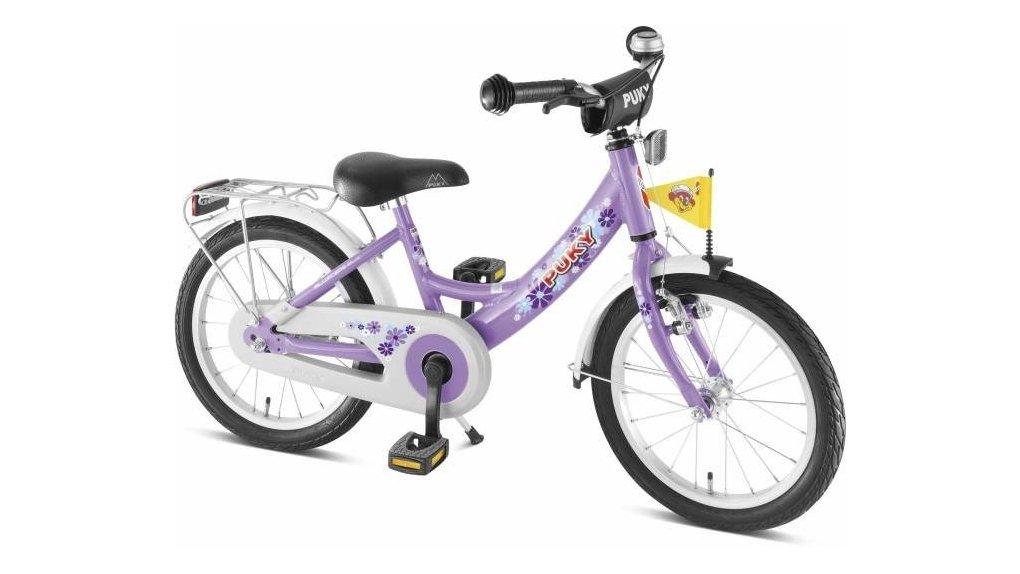 Vélo enfant Puky en alu, roues16 pouces, rétropédalage, taille à partir de 105 cm