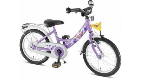 Vélo enfant alu 16 pouces à rétropédalage, taille à partir de 105 cm