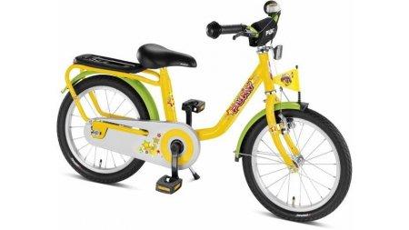 """Vélo enfant Puky 18"""" jaune"""