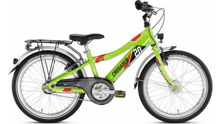 Vélo enfant 20 pouces 3 vitesses Puky Crusader