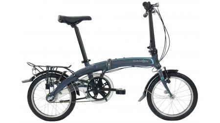 Vélo pliant Dahon Curve D3 16 pouces