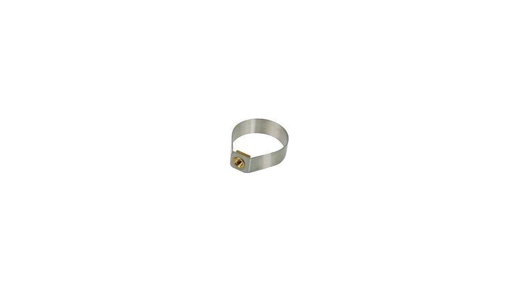 Fixation pour porte-bidon (tube de 15 à 60 mm - livré sans porte-bidon)
