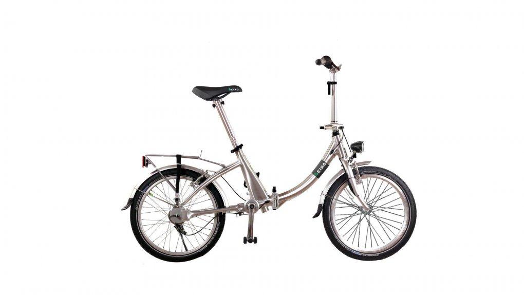 Vélo pliant à cardan à enjambement bas avec options - cliquez sur Configurer pour plus d'informations