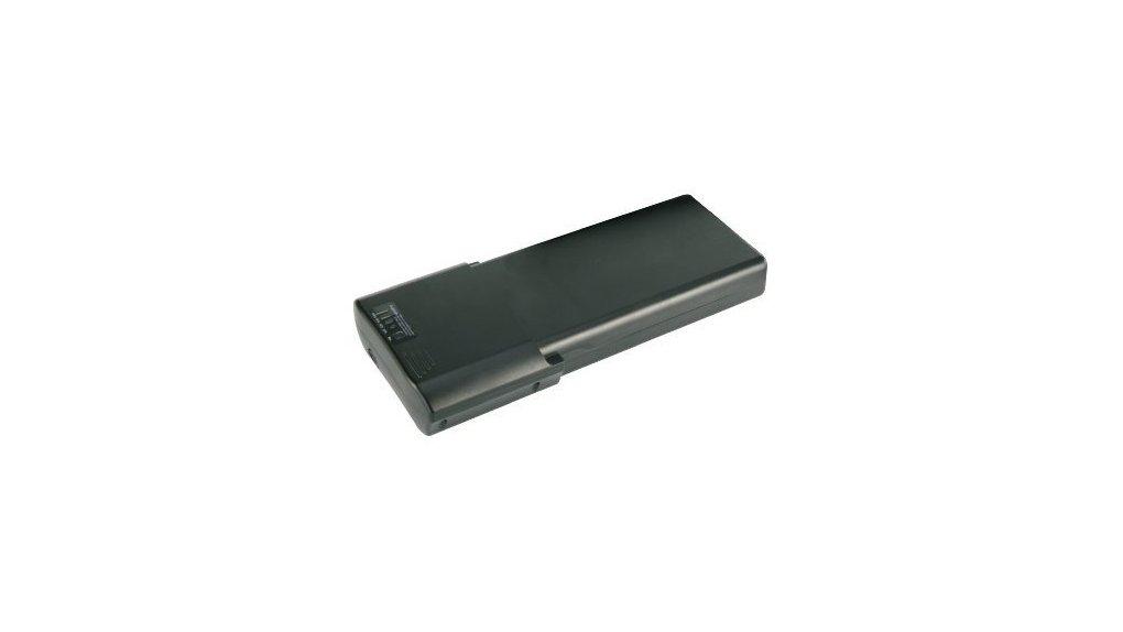 Batterie 420 Wh dans porte-bagage arrière