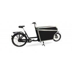 Biporteur livreur électrique Dolly Cargo, batterie 375 à 750 Wh