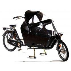 protection Cabrio pour biporteur long Bakfiets.nl