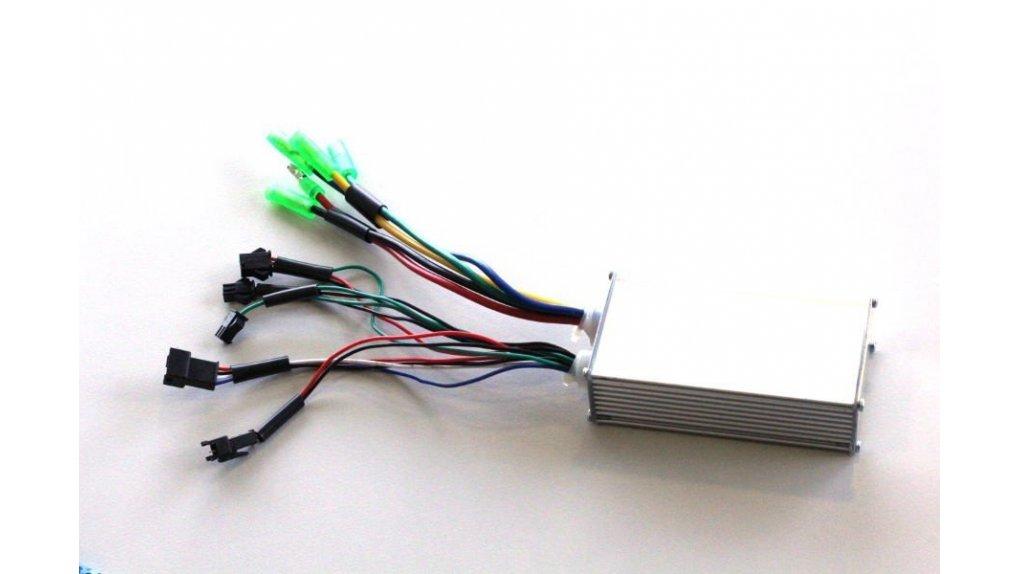 Controleurs 36V 12A avec boîtier et câbles pour triporteur bimoteur