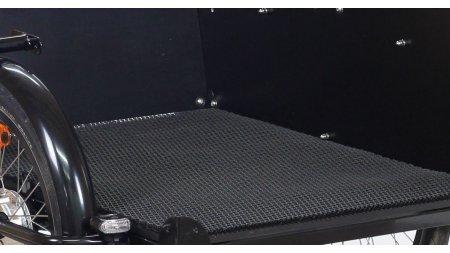 Coussin pour biporteur ou triporteur en tricot 3D