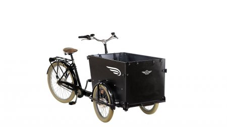 Triporteur Amsterdam Air Smiley bimoteur