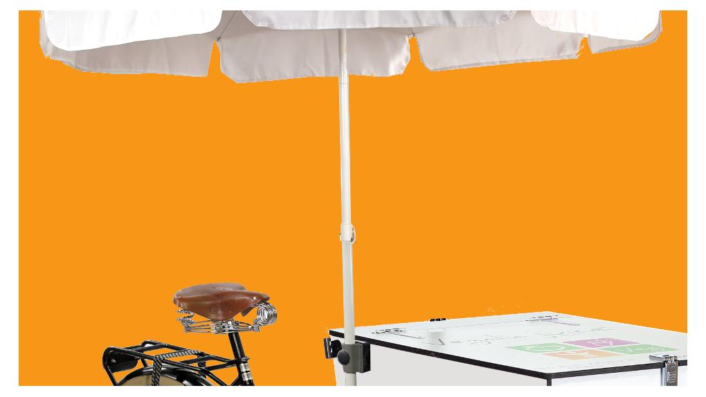 Support de parasol