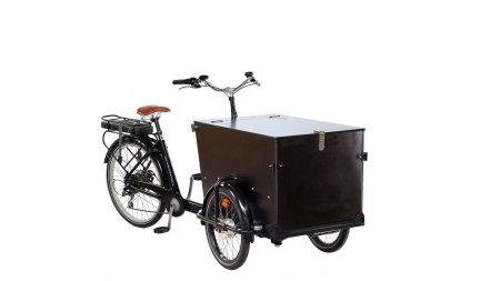 Triporteur Livreur électrique Amsterdamer Pro