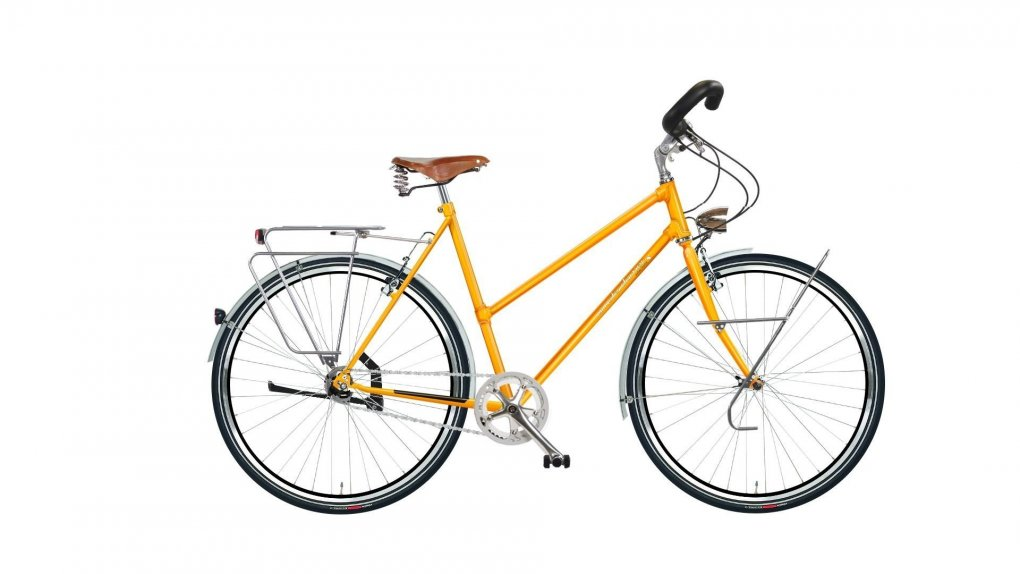 vélo randonnée ou ville Agathe Trapeze avec options - cliquez sur Configurer pour plus d'informations