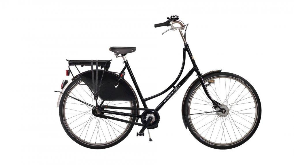 Vélo électrique hollandais moteur pédalier - avec options - cliquez sur Configurer pour plus d'informations