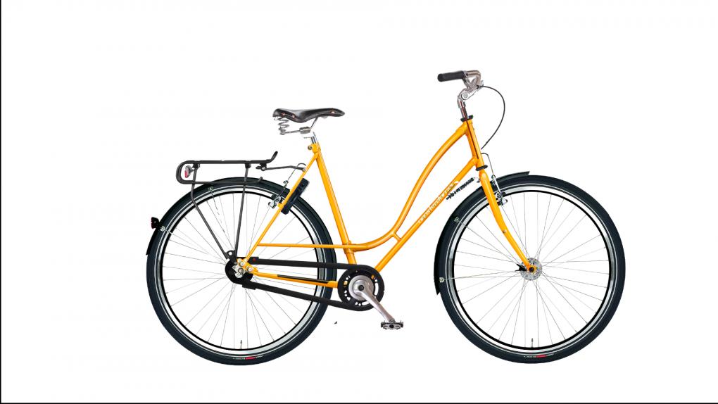 vélo ville et randonnée Diamond Curve