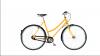 vélo hollandais ville et randonnée Agathe Curve