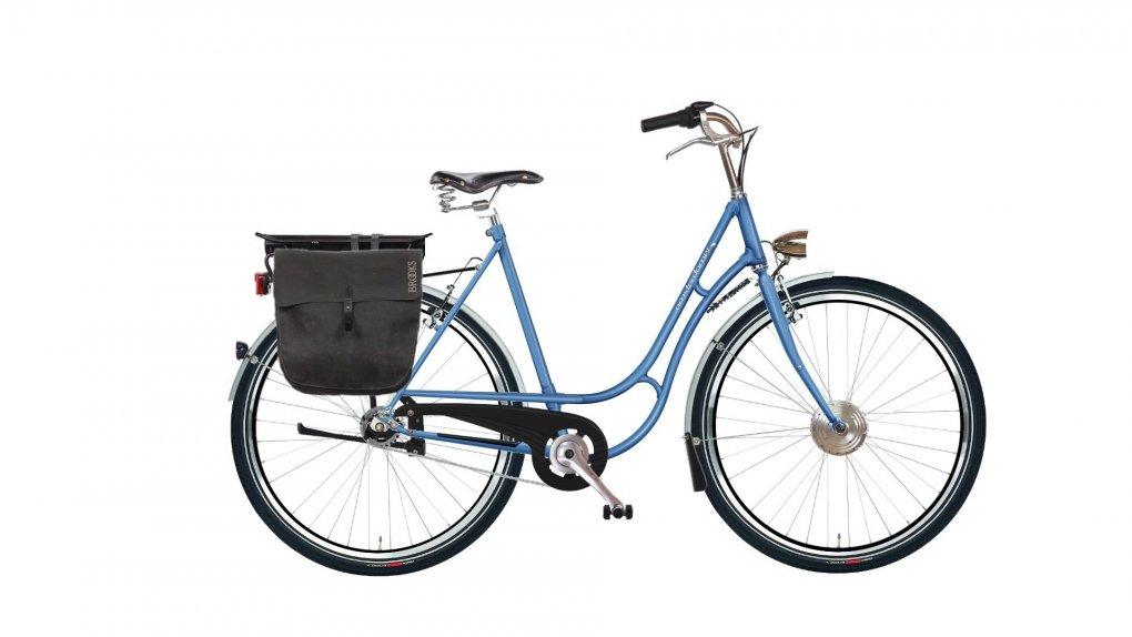 """vélo ville et randonnée hollandais Moonstone avec options. Pour plus d'informations, cliquez sur """"Configurer""""."""