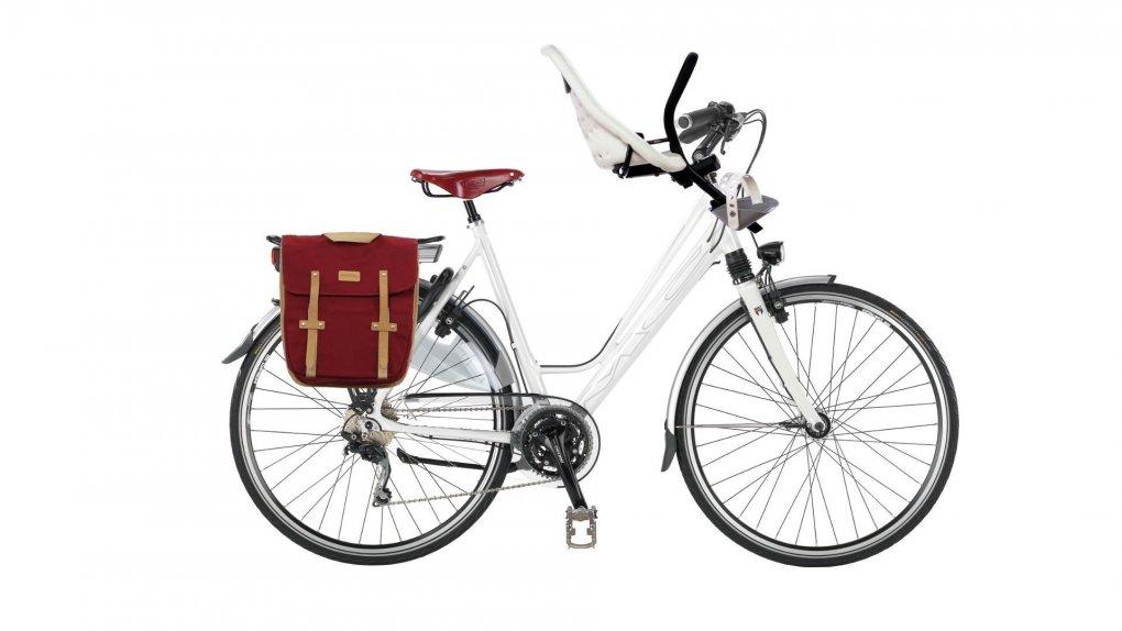 """Vélo hollandais électrique MC Expressive Low, moteur arrière avec options. Pour plus d'informations, cliquez sur """"Configurer"""""""