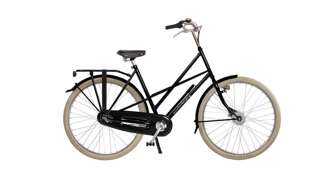 Configurateur du vélo hollandais Cross Low Big Apple