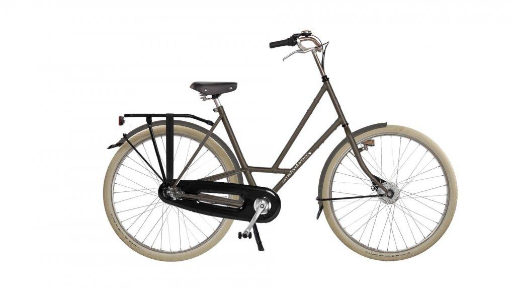 Configurateur du vélo hollandais City Zen Big Apple