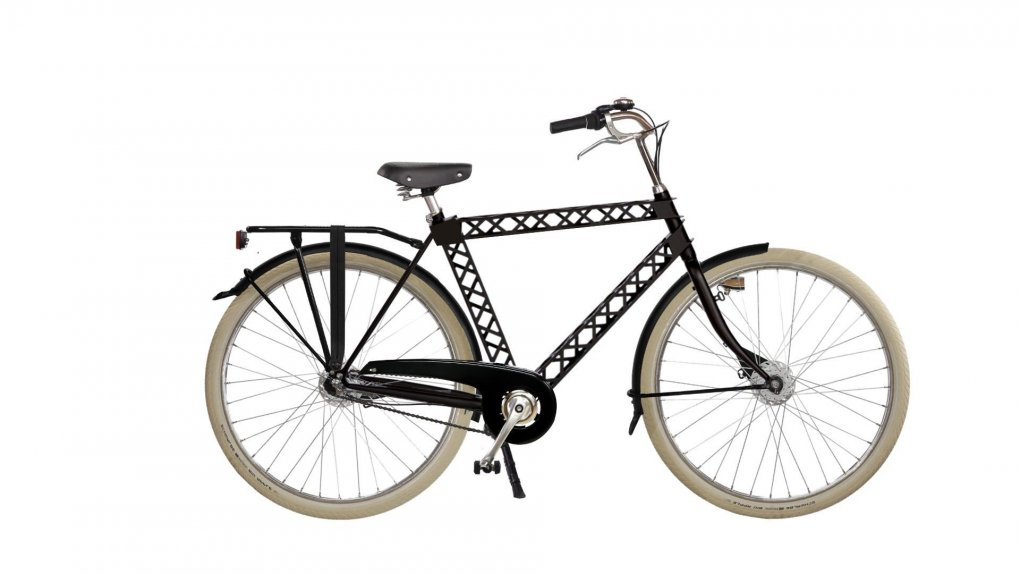Configurateur du vélo hollandais FL Big Apple