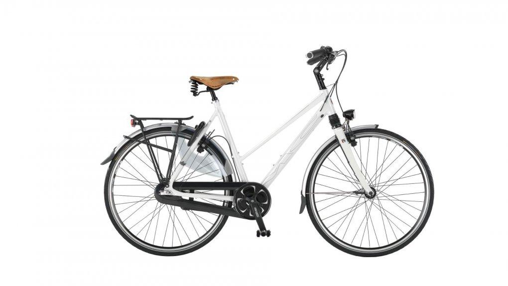 Configurateur du vélo MC Expressive Trapez, boite Alfine 11