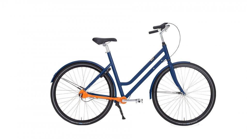 Configurateur du vélo à cardan hollandais Alu mixte