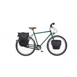 Vélo électrique grande randonnée Opal High 28 pouces, moteur avant