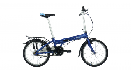 Vélo pliant Dahon D7HG Dynamo moyeu