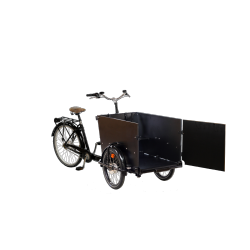 option porte avant sur triporteur Amsterdam Air Smiley standard