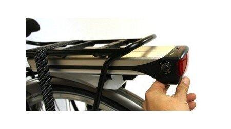 Batterie HES QQS 33 V pour vélo à assistance électrique MC