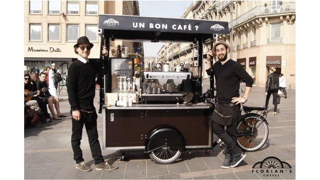 triporteur Café Florian