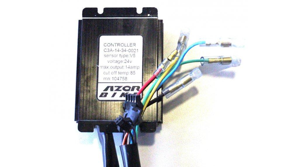 Contrôleur assistance Easy Power ( vélo avant avril 2016) V5 24 volts - capteur de pédalage noir ( avant 2011)