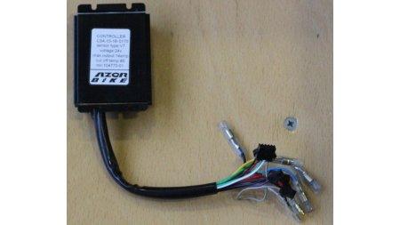 Contrôleur assistance Easy Power ( vélo avant avril 2016) V7-24 volts pour capteur de pédalage rouge