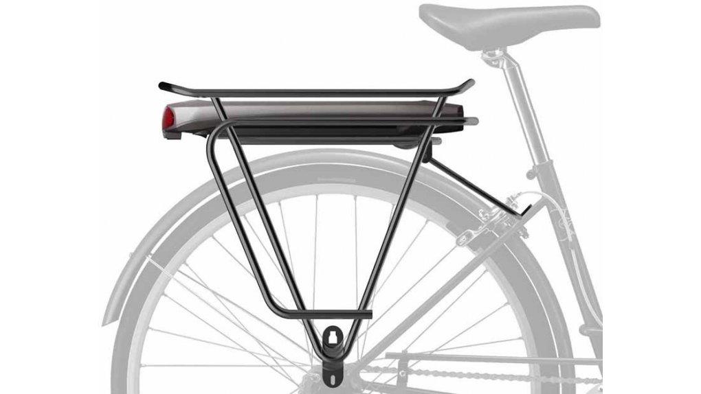 Ardentity Porte Bagage Velo Support V/élo Racks avec R/éflecteur Porte Bagages Arri/ère de V/élo Bicyclette Accessoires /Équipement V/élo Racks