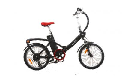 Vélo Solex électrique pliant