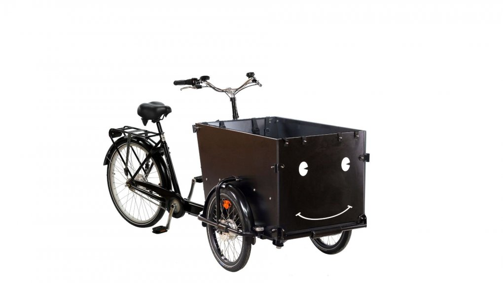 Triporteur Amsterdamer Smiley standard