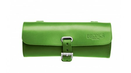 Sacoche de selle Brooks Challenge pour les outils, vert pomme