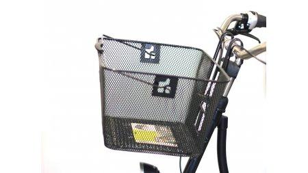 panier vélo métal crochet compatible phare haut