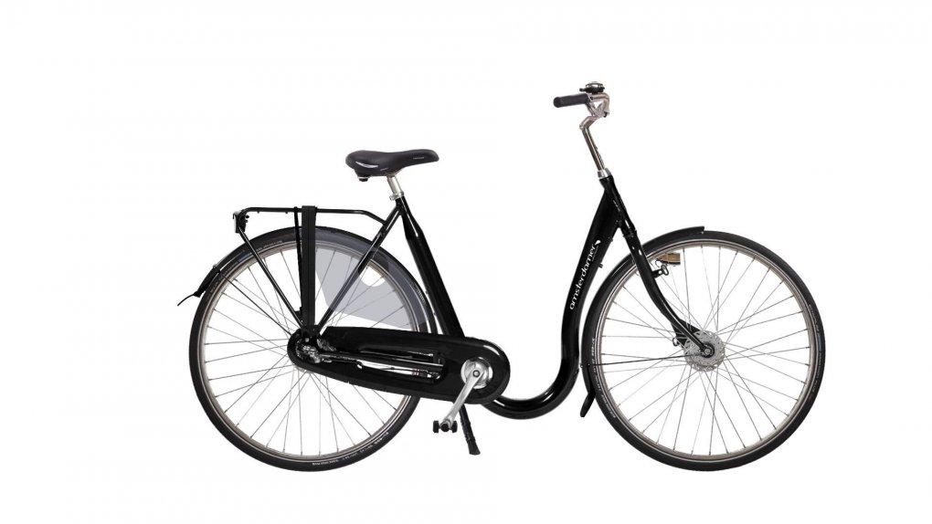 Configurateur du vélo Amsterdam Air City Must Exclusive