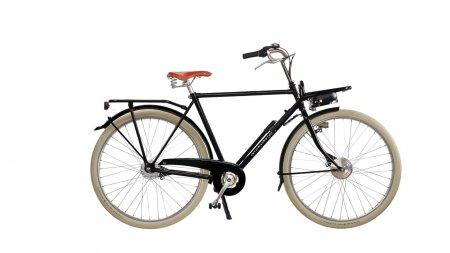 Vélo électrique hollandais Amsterdam Air Opa Classic avec options - cliquez sur Configurer pour plus d'informations