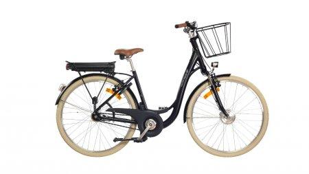 Vélo hollandais De Zwarte Fiets avec boite automatique Nexus 7 vitesses