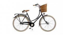 Vélo hollandais Amsterdamer Oma Classic sur coussins d'air