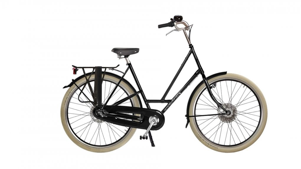 Configurateur du vélo hollandais City Zen Premium