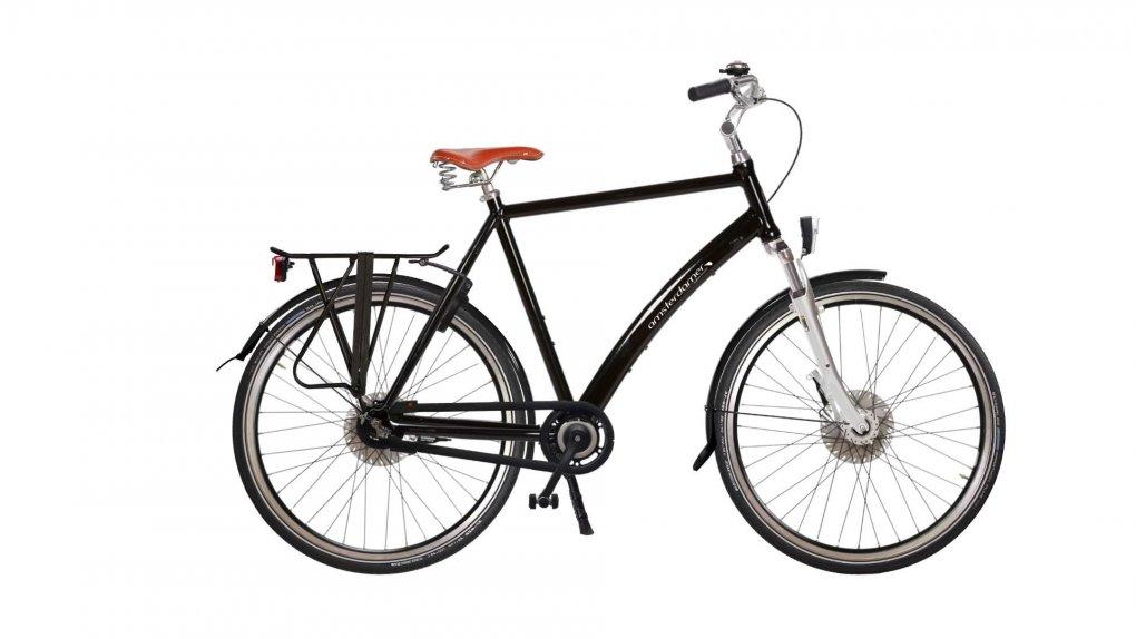 Configurateur du vélo Amsterdam Air Comfort High Premium