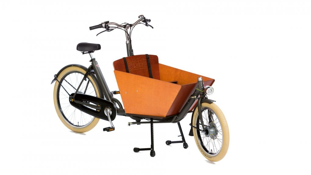 Configurateur Biporteur court Bakfiets.nl Big Apple