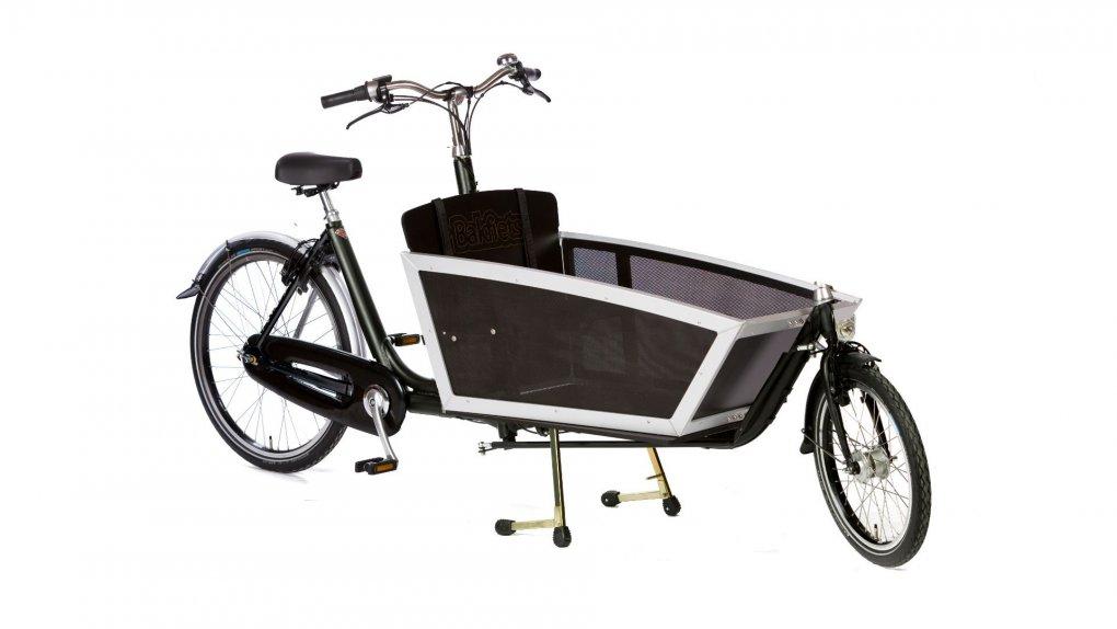 Configurateur du Biporteur Bakfiets.nl Airo - arrêté en 2018